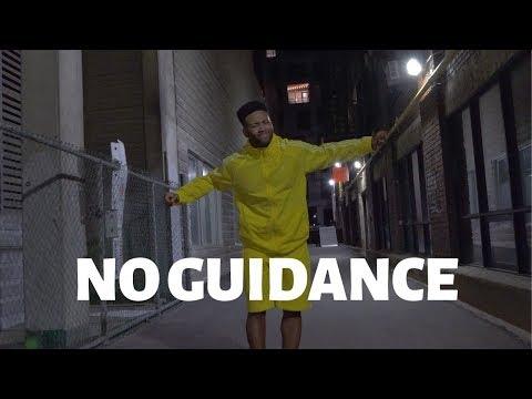 NO GUIDANCE   Chris Brown & Drake   Dance Video @BizzyBoom