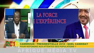 AU CŒUR DE LA CAMPAGNE PRÉSIDENTIELLE 2 23 09 2018