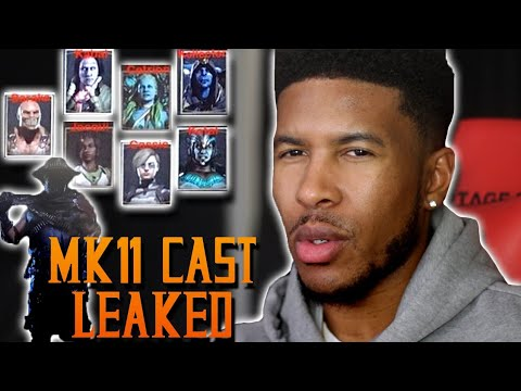 MORTAL KOMBAT 11 ROSTER LEAK THOUGHTS thumbnail
