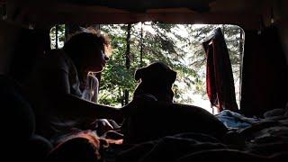 Solo Van Life Camṗing in Vermont   Episode 4