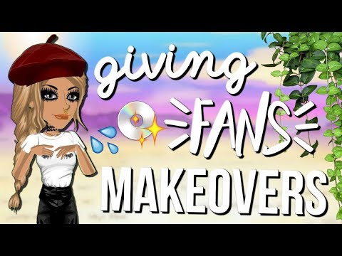 GIVING FANS MAKEOVERS!!! /// Melville Msp