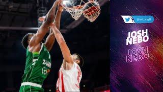 Josh Nebo Career Night Vs Crvena Zvezda EuroLeague