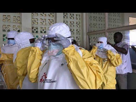 Ebola patients in Congo escaped quarantine into city