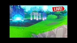 *NEW* FORTNITE NEXUS EVENT HAPPENING LIVE RIGHT NOW LOOT l VBUCK GIVEAWAY [LOOT LAKE EVENT]