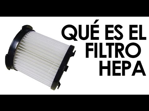 Filtro hepa qu es y para qu sirve youtube for Aspiradora con filtro hepa