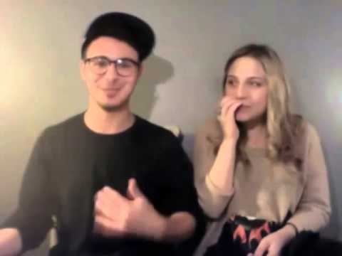 Degrassi Video Yearbook: Lauren Collins & Adamo Ruggiero