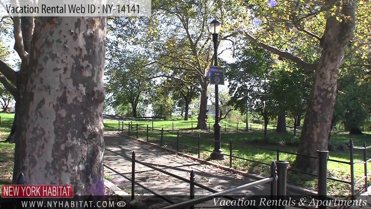 harlem manhattan video tour of a vacation rental in new york