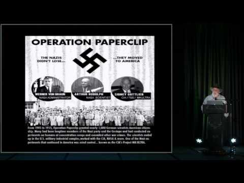 Jim Marrs - Remote Viewing Aliens HD