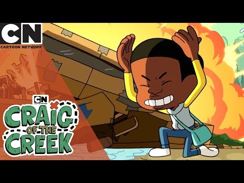 Craig of the Creek | Top 5 Games We Love to Play | Cartoon Network UK