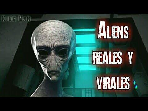 Extraterrestres Reales y mas Virales de Internet
