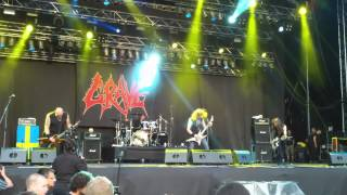 Grave - Morbid Way To Die live