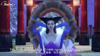 (Game TNUH) Dẫn truyện 4 thế Nhiếp Tiểu Thiện