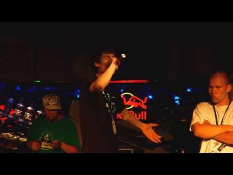 MC Battle 2009 Finaal Krick Vs BigN (Eesti)