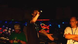 MC Battle 2009 Finaal Krick vs BigN (Eesti)