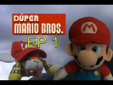 Dúper Mario Bros - Episodio 1