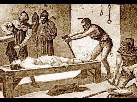 Древние орудия пыток /Орудия смерти