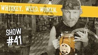 (#41) Bilge Pump Beer Bong WHISKEY. WEED. WOMEN.