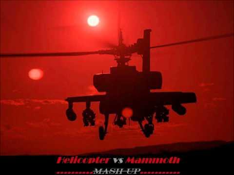 Martin Garrix 'Helicopter' vs Dimitri Vegas 'Mammoth' (Mash Up by DJ Douggs)