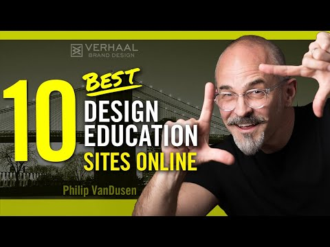 10 Best Design Education Resources: How to Learn Graphic Design Online