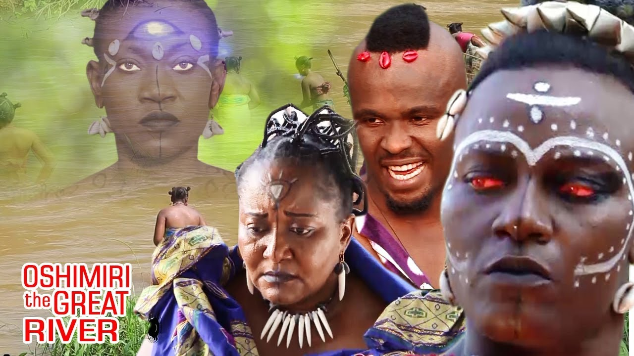 Download Oshimiri The Great River 3&4 -Latest Nigerian Nollywood Movie/African Movie/Family Movie Full Movie