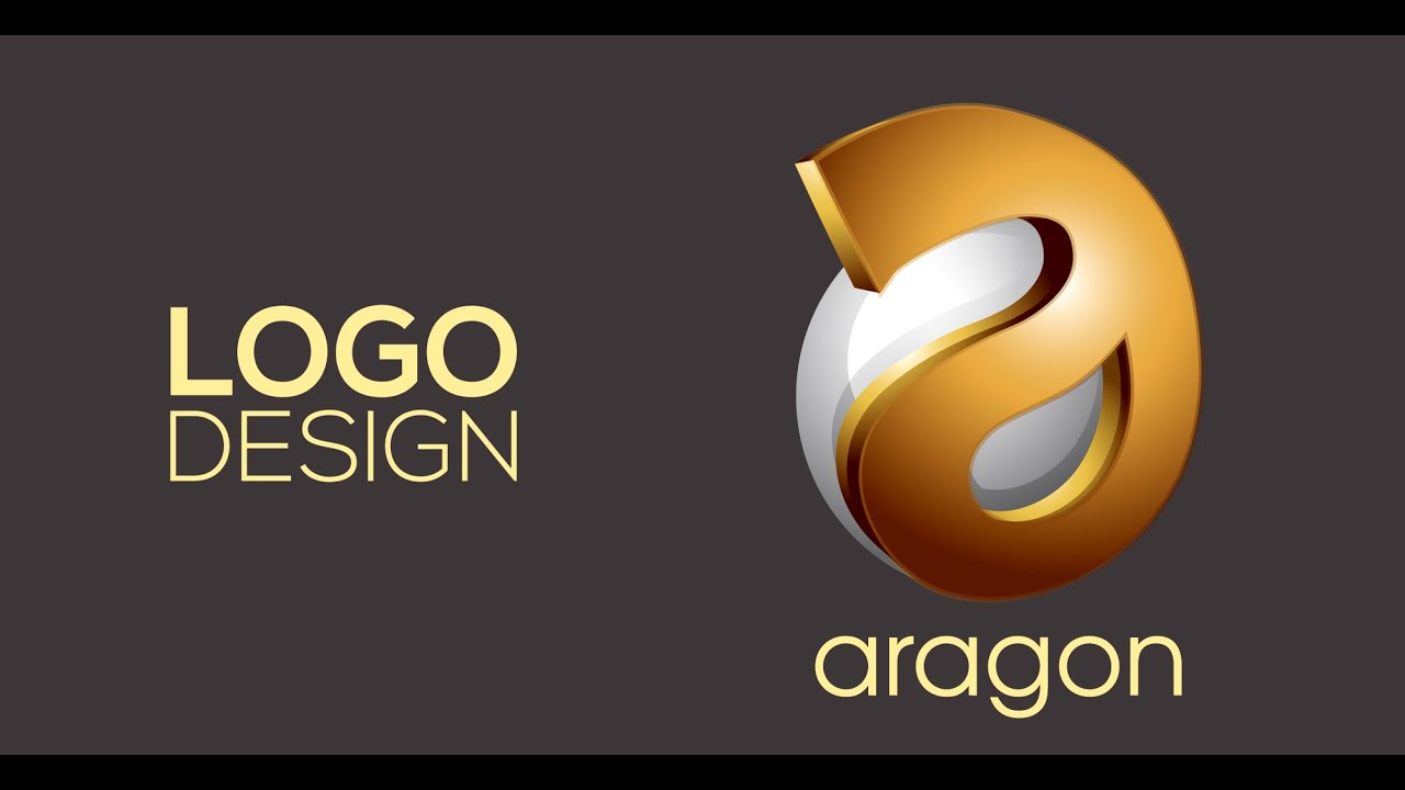 Professional Logo Design Adobe Illustrator Cs6 Aragon