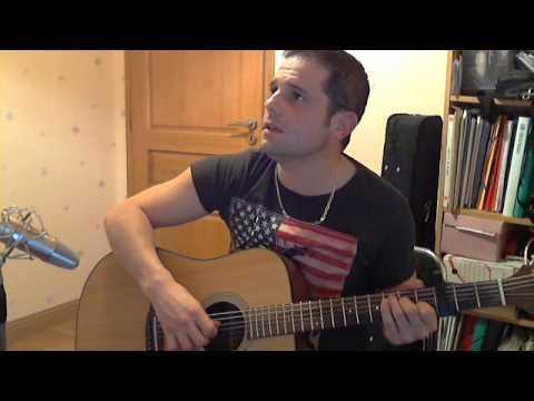 Il est libre Max ( Hervé Cristiani ) guitare - YouTube