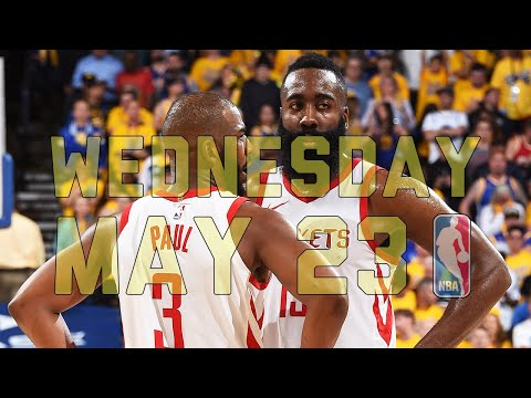NBA Daily Show: May 23 - The Starters