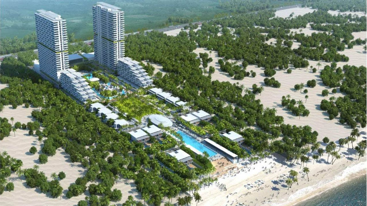 Dự án sắp triển khai – Non Nước Beach Front Resort & Spa Đà Nẵng