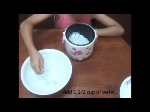 mini-rice-cooker-id-188---cooking-1-cup-of-rice