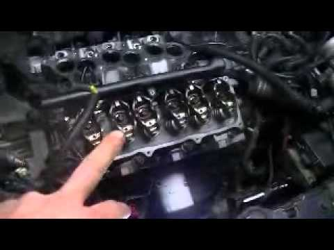 Head Gasket Installation 1999 Ford Taurus 30L V6  YouTube