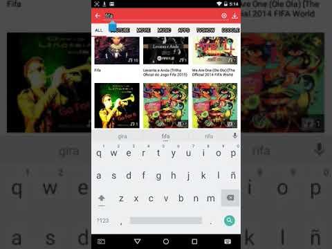 descargar. vidmate. android