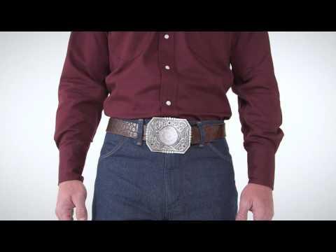 Wrangler 13MWZ Cowboy Cut Orignal Fit Jean