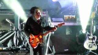 """THE CURE - """"SO WHAT""""  @ Royal Albert Hall 2011"""