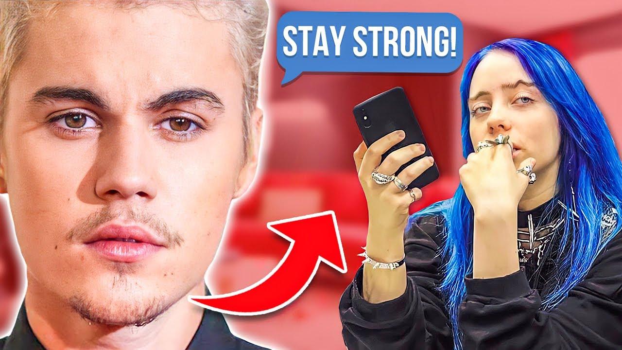 Download Justin Bieber Saves Billie Eilish From Abusive Relationship!