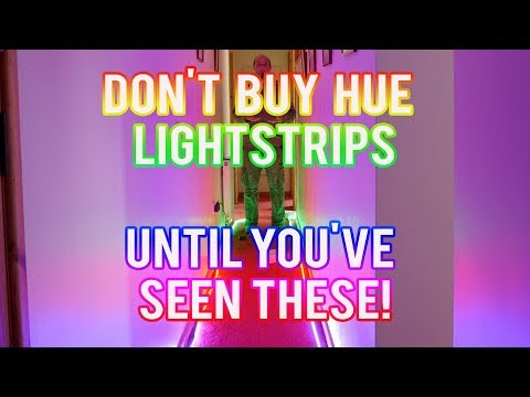 Don't Buy Philips Hue Lightstrips Until You've Seen These!