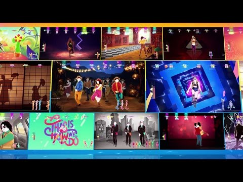 Just Dance 2016: more hot new tracks! [EUROPE]