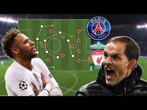 Why Tuchel is a Tactical Master | PSG Analysis
