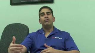 Ammar Bazzaz   Interview Video