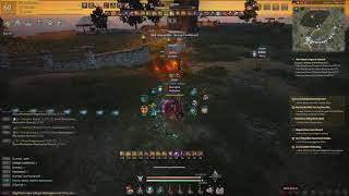 BDO SEA - Ranger vs Valkyrie PVP after CC FA SA Patch