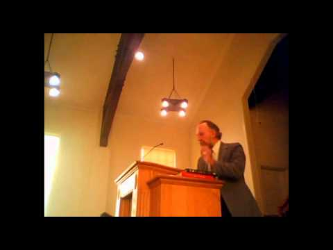 Rev. Dr. Bill Higgins - 2010 Reformed Presbyterian Church General Assembly