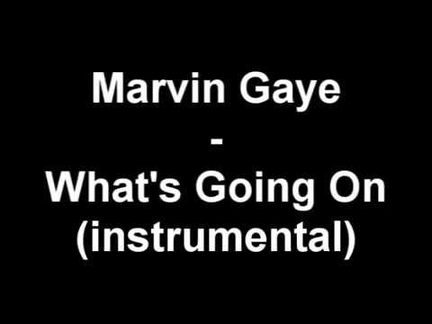 Marvin Gaye   What's Going On instrumental