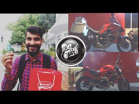 Invited by Ducati | Multistrada 950 & Monster 797 Launch event | New Delhi