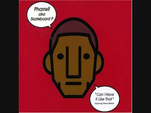 Free Download Pharrell Williams Feat  Gwen Stefani   Can I Have It Like That Mp3 dan Mp4