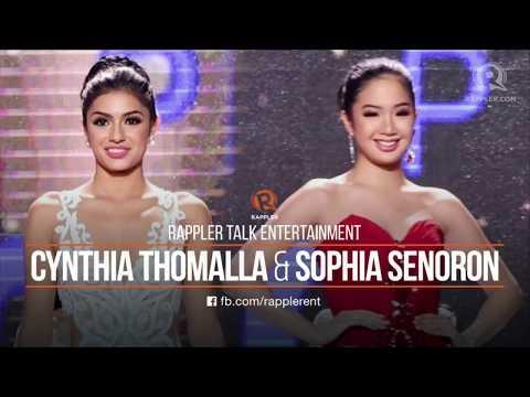 Rappler Talk Entertainment: Cynthia Thomalla & Sophia Senoron