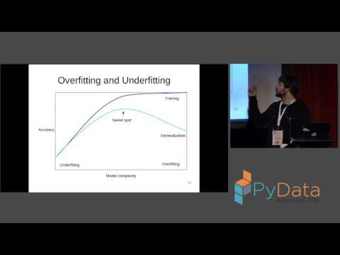 Andreas Mueller - Machine Learning with Scikit-Learn