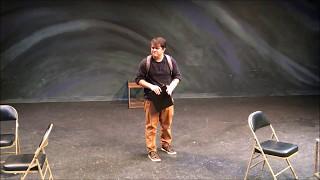"""Dear Evan Hansen"" Chase Miller NSU Senior Recital"