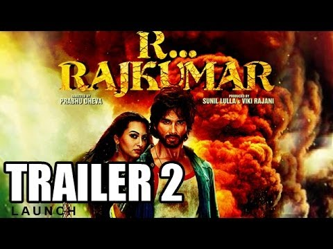 R...Rajkumar - Official Theatrical Trailer...
