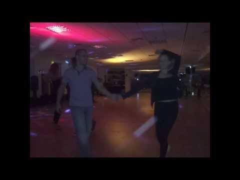 Idan Belinsky & Inbar Shachar - Turn off the lights - Salsa