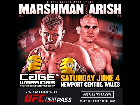 Jack Marshman on a 2 year growth, cross training and Middleweight gold