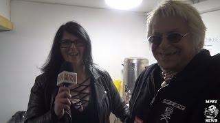 UK SUBS - Charlie Harper - Interview & Live Footage (1/2) Punks News For Punx!  - MPRV News